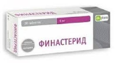 Финастерид при алопеции у мужчин
