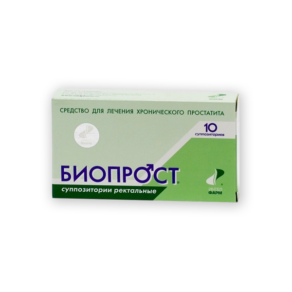 Биопрост таблетки инструкция по применению цена отзывы